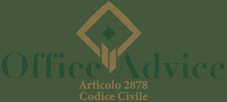 Articolo 2878 - Codice Civile