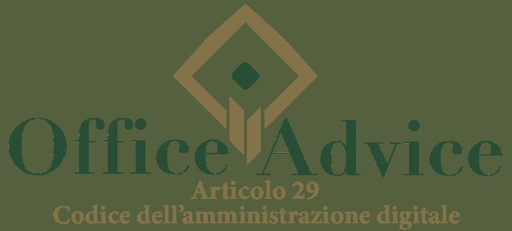 Art. 29 - Codice dell'amministrazione digitale