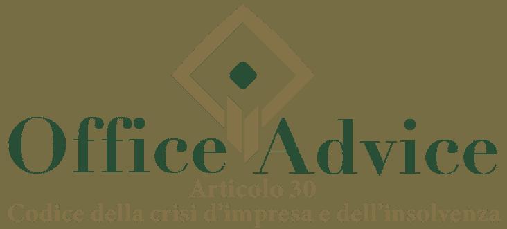 Art. 30 - Codice della crisi d'impresa e dell'insolvenza