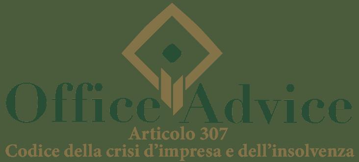 Art. 307 - Codice della crisi d'impresa e dell'insolvenza
