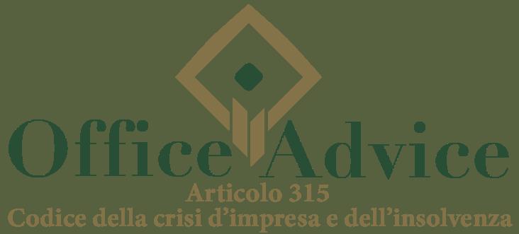 Art. 315 - Codice della crisi d'impresa e dell'insolvenza