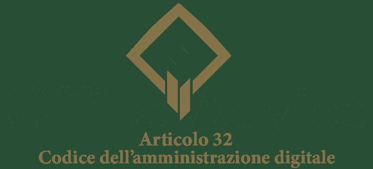 Art. 32 - Codice dell'amministrazione digitale