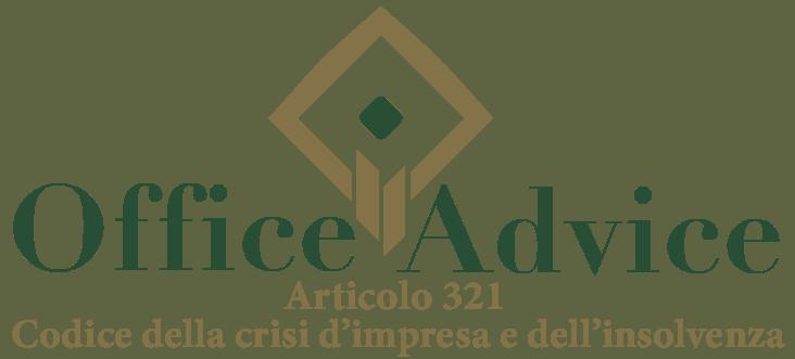 Art. 321 - Codice della crisi d'impresa e dell'insolvenza