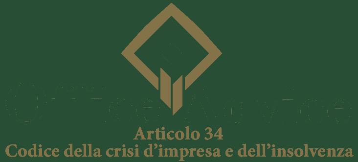 Art. 34 - Codice della crisi d'impresa e dell'insolvenza