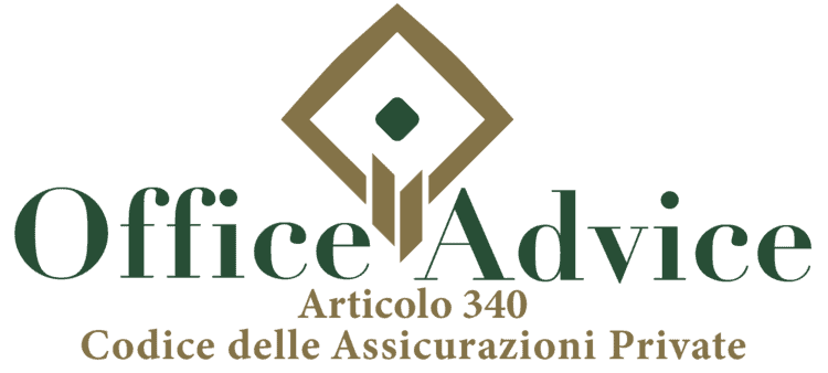 Articolo 340 - Codice delle assicurazioni private