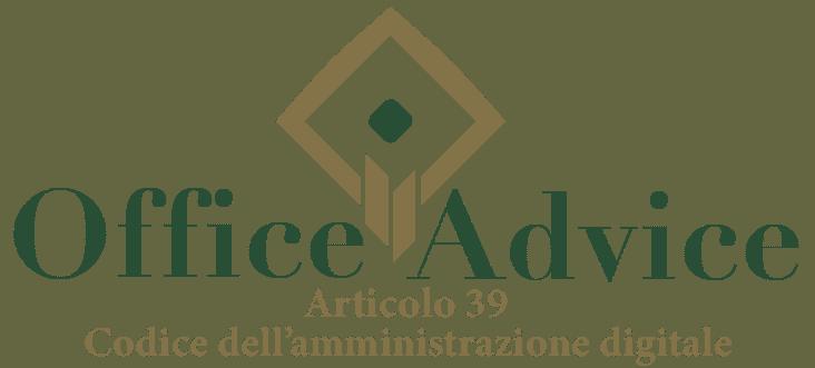 Art. 39 - Codice dell'amministrazione digitale