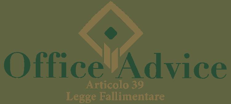 Articolo 39 - Legge fallimentare