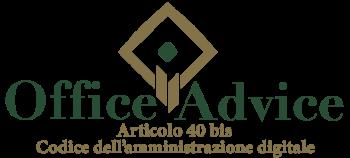 Art. 40 bis - codice dell'amministrazione digitale