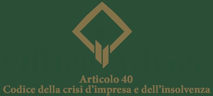 Art. 40 - Codice della crisi d'impresa e dell'insolvenza
