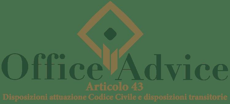 Articolo 43 - Disposizioni attuazione Codice Civile e disposizioni transitorie