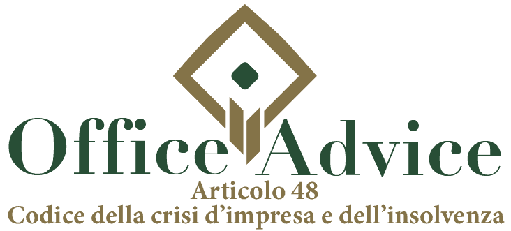 Art. 48 - Codice della crisi d'impresa e dell'insolvenza