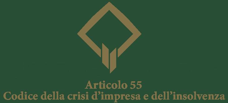 Art. 55 - Codice della crisi d'impresa e dell'insolvenza