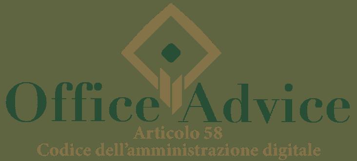 Art. 58 - Codice dell'amministrazione digitale