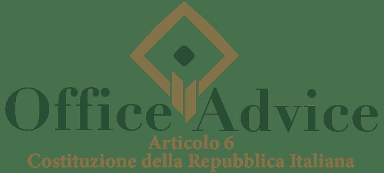 Articolo 6 - Costituzione della Repubblica Italiana