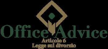 Articolo 6 - Legge sul divorzio