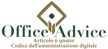 Art. 6 quater - codice dell'amministrazione digitale