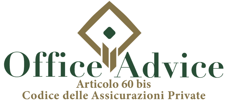 Articolo 60 bis - Codice delle assicurazioni private