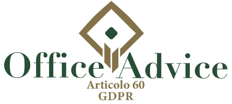 Articolo 60 - GDPR