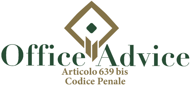 Articolo 639 bis - Codice Penale