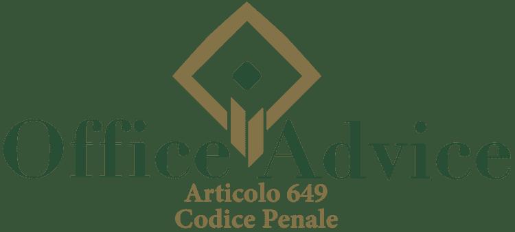 Articolo 649 - Codice Penale