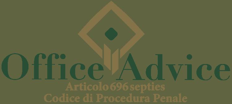 Articolo 696 septies - Codice di Procedura Penale