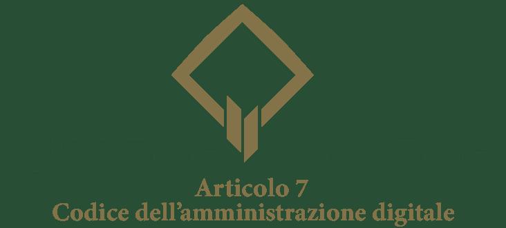 Art. 7 - Codice dell'amministrazione digitale