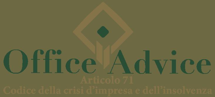 Art. 71 - Codice della crisi d'impresa e dell'insolvenza