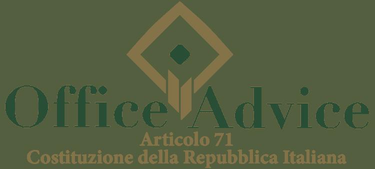 Articolo 71 - Costituzione della Repubblica Italiana