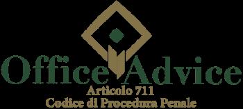 Articolo 711 - Codice di Procedura Penale