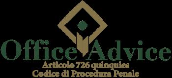 Articolo 726 quinquies - Codice di Procedura Penale