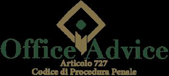Articolo 727 - Codice di Procedura Penale