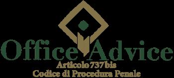 Articolo 737 bis - Codice di Procedura Penale