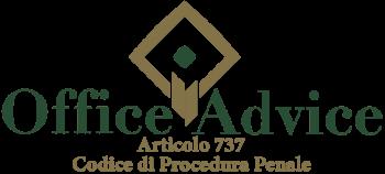 Articolo 737 - Codice di Procedura Penale