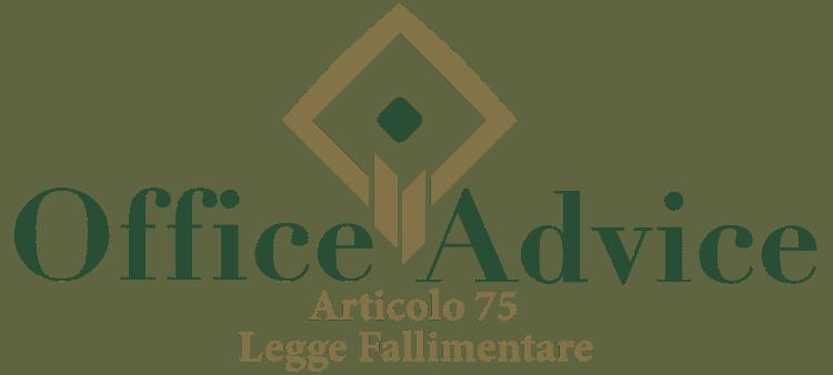 Articolo 75 - Legge fallimentare