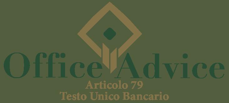 Art. 79 - Testo unico bancario
