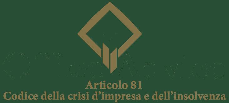 Art. 81 - Codice della crisi d'impresa e dell'insolvenza