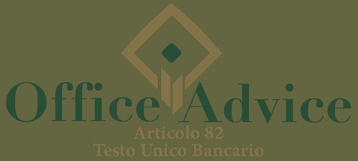 Art. 82 - Testo unico bancario