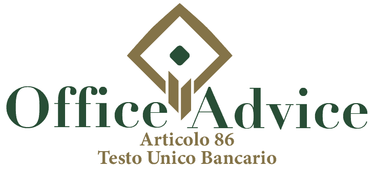 Art. 86 - Testo unico bancario