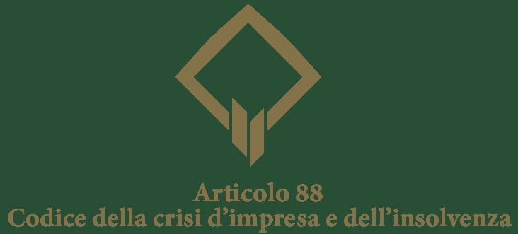 Art. 88 - Codice della crisi d'impresa e dell'insolvenza