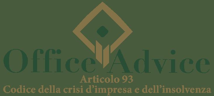 Art. 93 - Codice della crisi d'impresa e dell'insolvenza