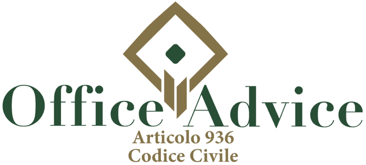Articolo 936 - Codice Civile