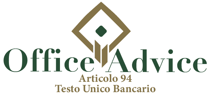 Art. 94 - Testo unico bancario