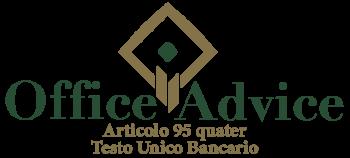 Art. 95 quater - Testo unico bancario
