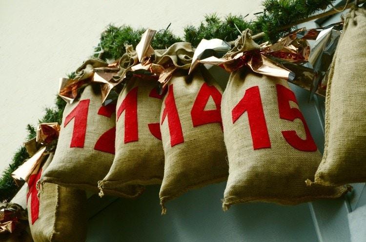 calendario restrizioni natalizie