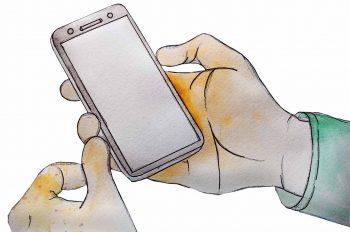 internet su smartphone