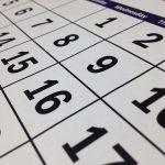 Le scadenze del mese: agosto 2021