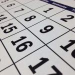Le scadenze del mese: marzo 2021